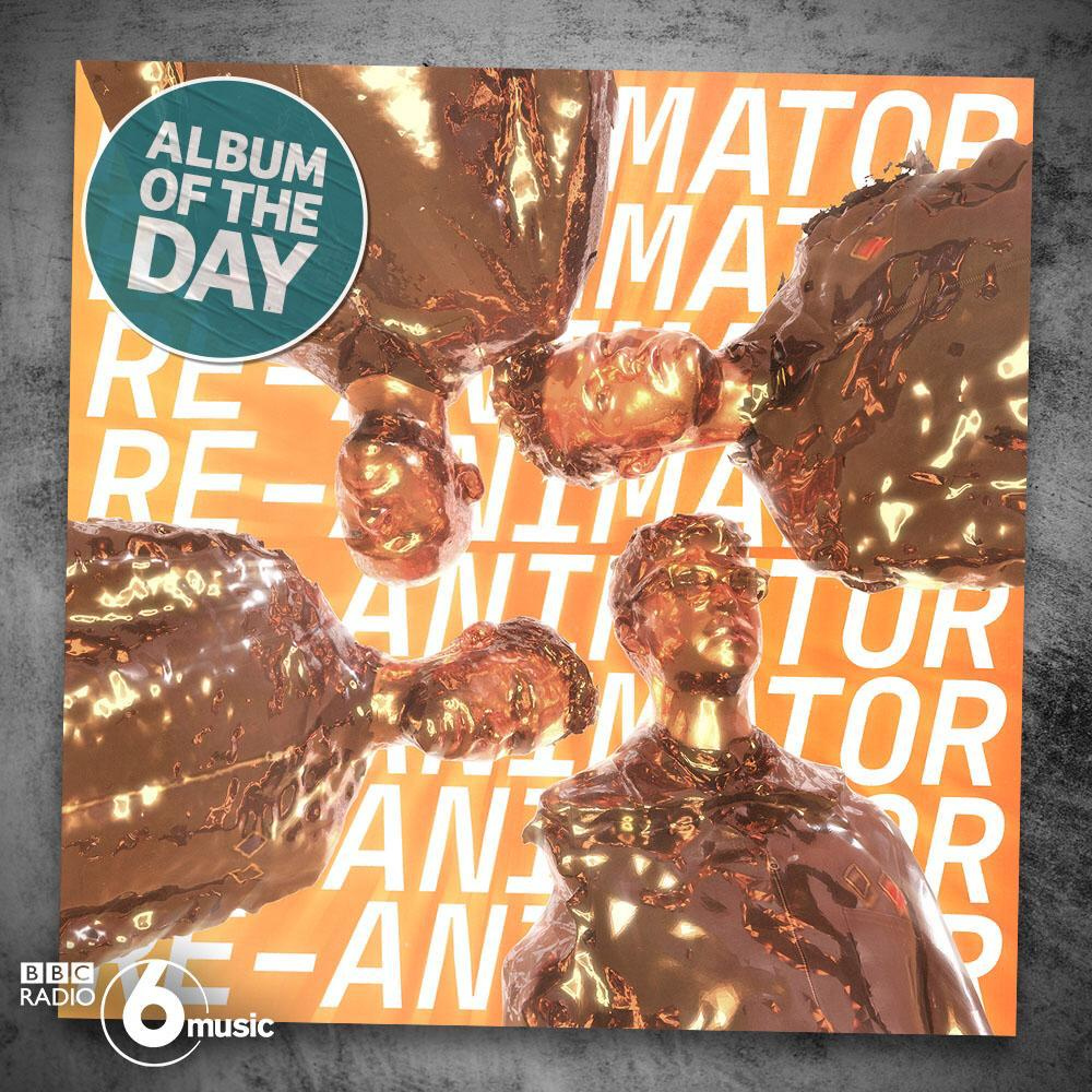 Thanks to @BBC6Music for making RE-ANIMATOR their Album Of The Day. Hear different songs from the album on every show throughout today x bbc.co.uk/sounds/play/li…