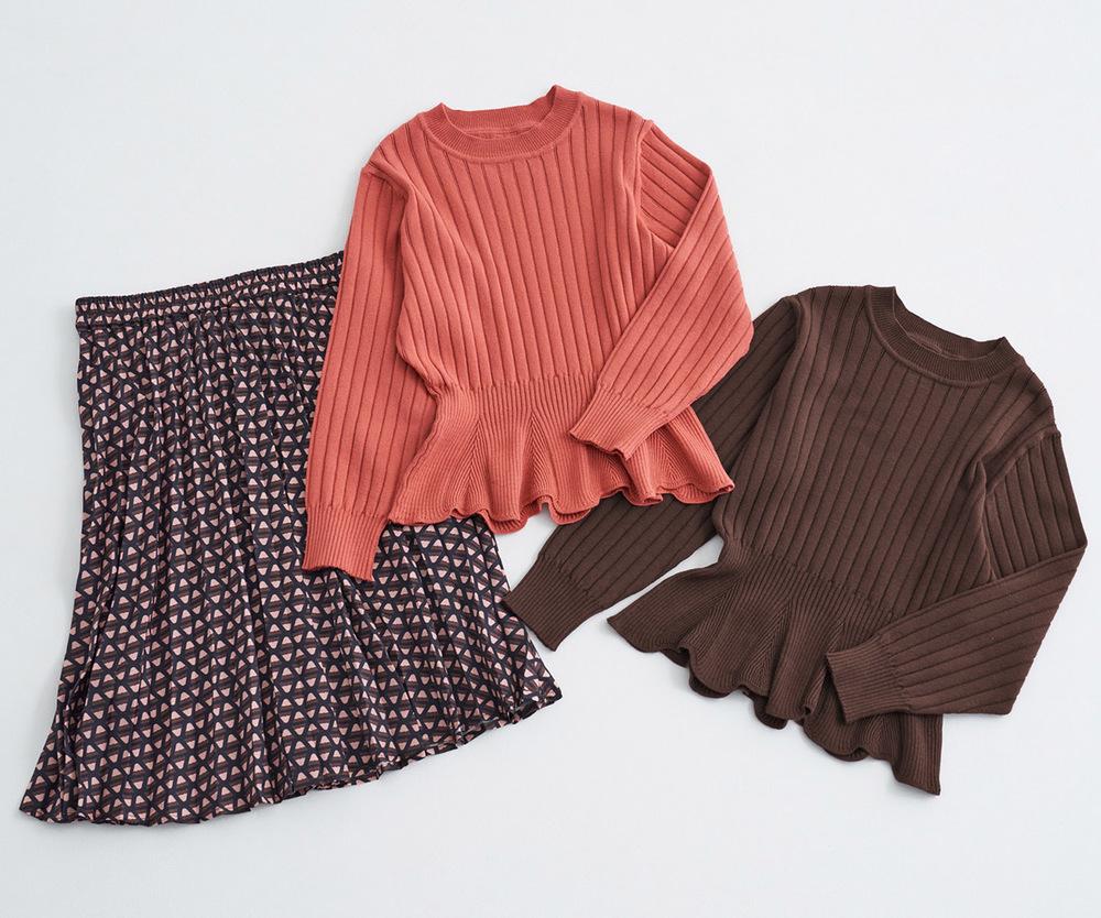 ロペピクニック×明治「アポロ my style」、チョコ色ニットやアポロ型チャーム付きバッグ -