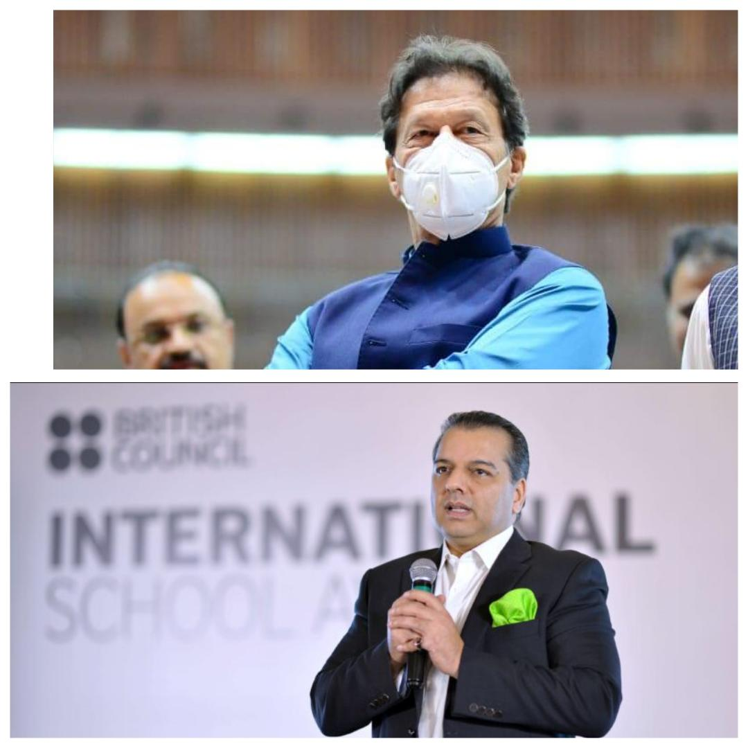 موجودہ حکومت میں دو بہترین لوگ۔۔۔جن کا مقصد صرف اور صرف خدمت ہیے۔ @DrMuradPTI @ImranKhanPTI https://t.co/vRfOU6P4eo