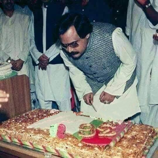 Happy birthday Altaf Hussain