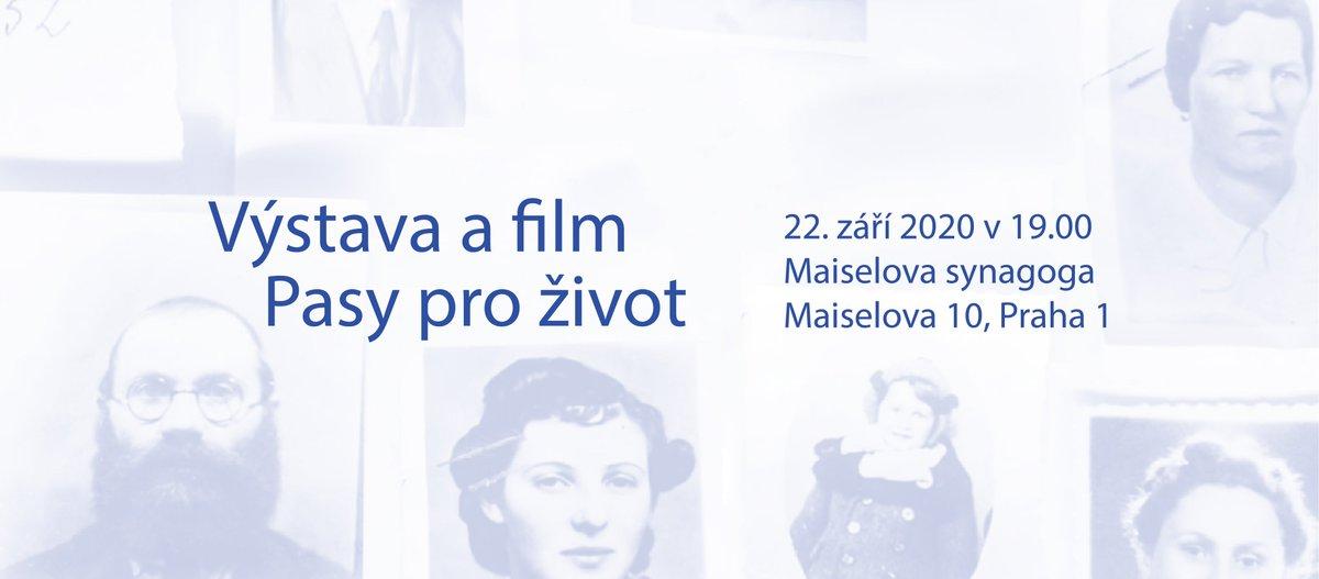 Dnes zveme do Pilzna na přednášku o Polsku za druhé světové války a promítání dokumentárního filmu Pasy Paraguaye. Akce se uskuteční v rámci Polských dnů.  22. září si budete moci prohlédnout film a výstavu Pasy pro život v @JewishMuseumPRG v Praze!  ➡️ https://t.co/wkx9oQv3z3 https://t.co/JHXuvRTome