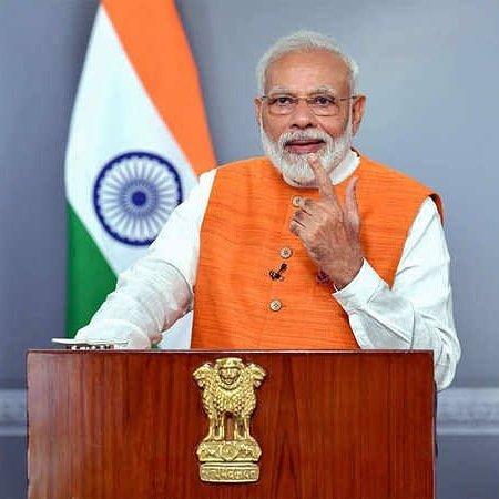 Wishing a very Happy birthday to our honorable Prime Minister Shri Narendra Modi ji.