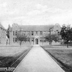 Image for the Tweet beginning: #ThrowbackThursday-the magnificent Science Block at