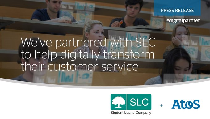 We've formed an exciting strategic partnership with @SLCComms to help digitally transform its...