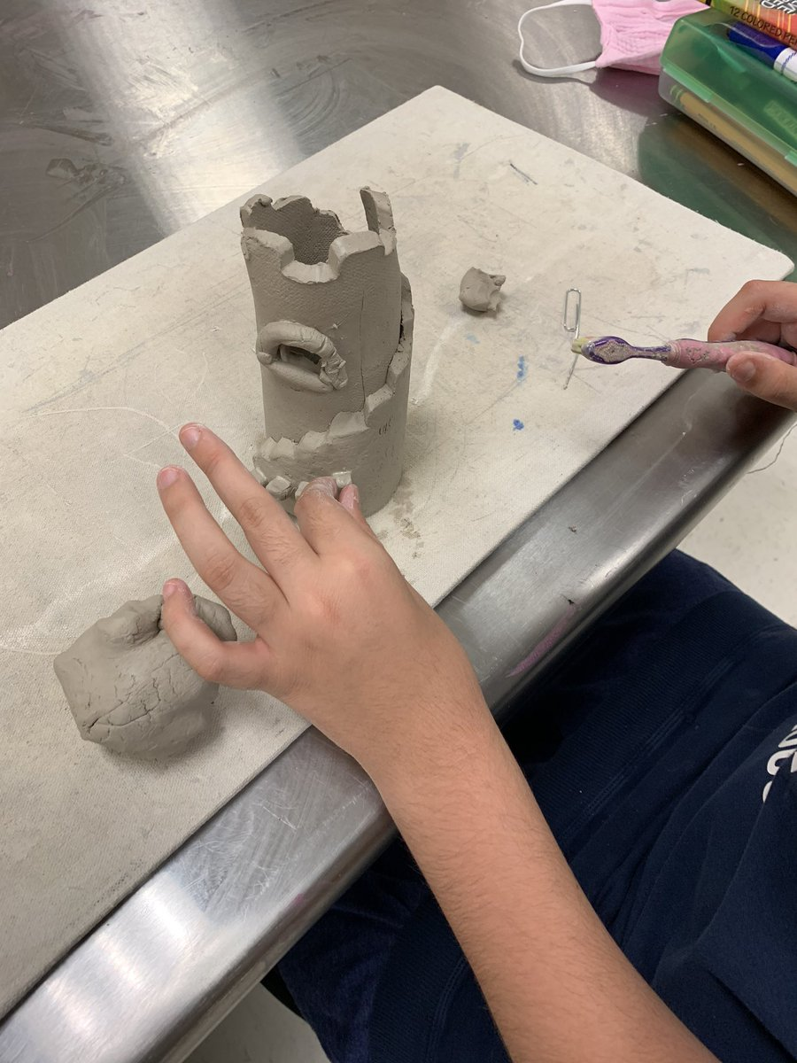 5th Grade Castles #shilohsharkstrong @ShilohPointES @forsythfinearts