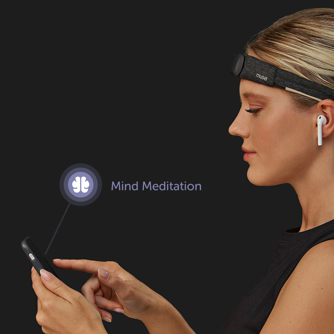 How does Muse's neurofeedback work? It monitors your brain activity while you're meditating and responds in real-time to help you focus. Here's how.  https://t.co/i6QeMsJSqN   #meditation #focus #braintraining https://t.co/QzqKwzce9F