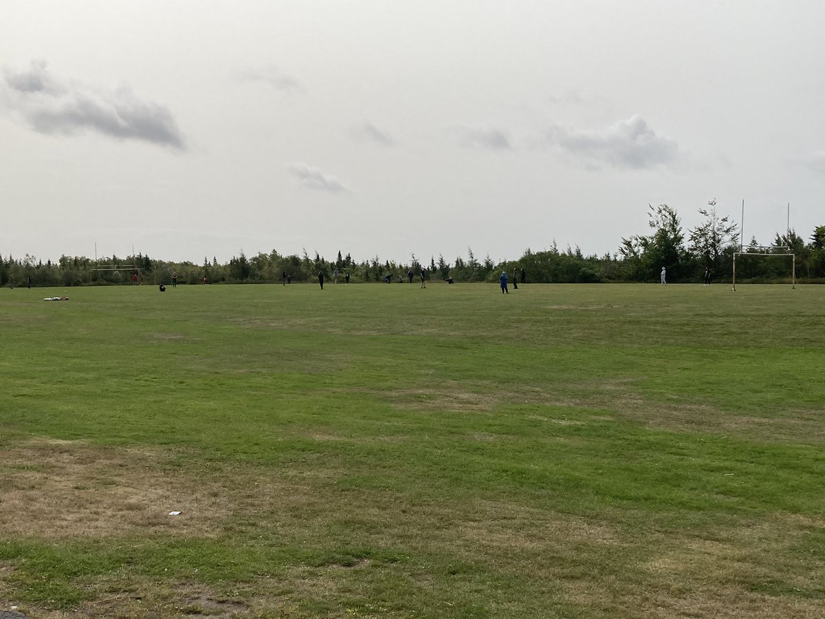 The great outdoors makes physical education classes at Rockingstone even better. @RHS_HRCE @HRCE_NS https://t.co/1c3IFETGoN