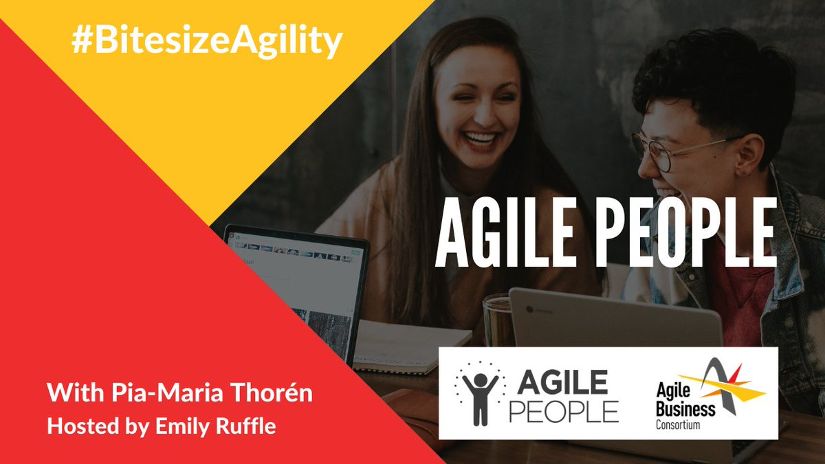 Watch Now → https://t.co/iQWY3WCcXV Emily Ruffle speaks with @piamia2, delving into Agile People, roles and competencies. Did you attend the Agile People online conference and book launch? #AgileHR #AgilePeople #GenerationAgile https://t.co/qfVcwVcN0i