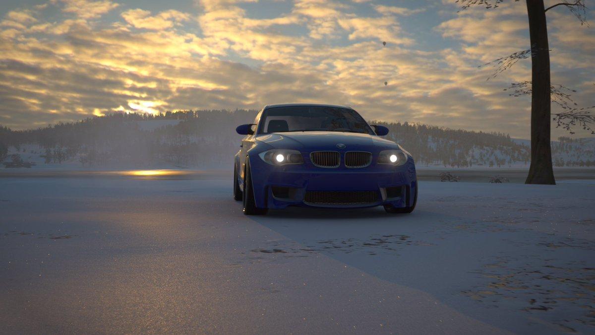 #XboxOneX #ForzaHorizon4 #BMW1series https://t.co/xFbK6JL0DZ
