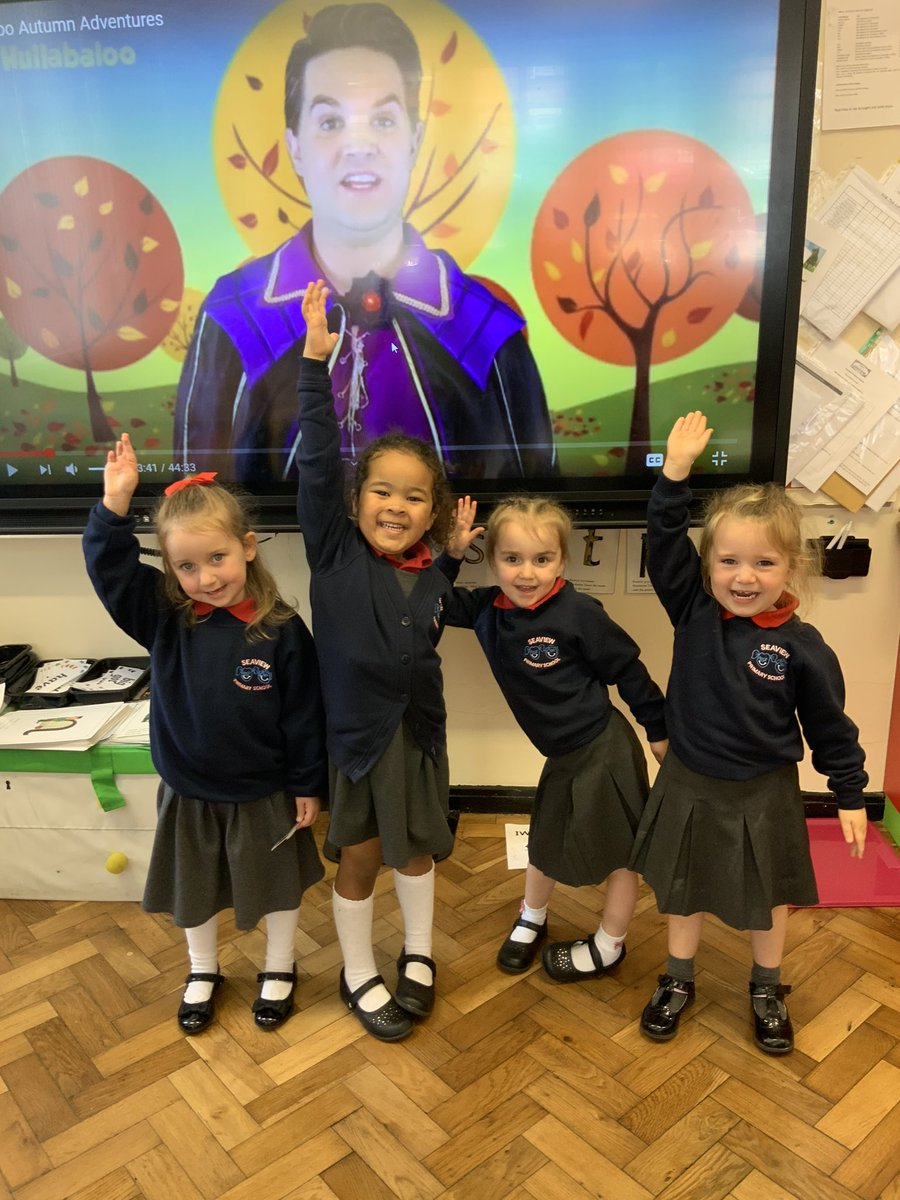 Year 1 enjoyed a fabulous Welcome Party today 🥳 Thanks to our wonderful PTA and Mr Hullabaloo for our virtual storytelling! 📚 https://t.co/xY06mFbtXe
