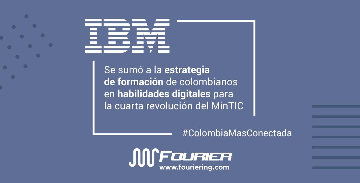 El objetivo es continuar fortaleciendo el talento local en las habilidades más demandadas en el campo de la tecnología, fomentando las competencias necesarias para la cuarta revolución industrial  #TransformacioDigital #OportunidadesDigitales #IBM #MINTIC #Capacitaciones https://t.co/xnrOtu8fQP