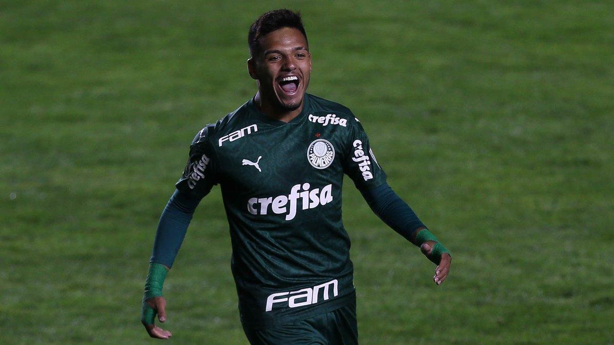 GOLAÇO DO MENINO! Melhores momentos de Bolívar 1 x 2 Palmeiras pela Libertadores  👉 https://t.co/EcVX9BehbJ https://t.co/b9wDzudtvn