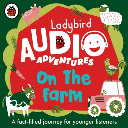 Out today! It was such fun writing about hijinks on the farm for this completely brilliant factual adventure series. Thank you @Louiestowell @jamesnkeyte @lauramarloww @ladybirdbooks 🐷🐮👩🌾🎧 penguin.co.uk/books/320779/o…