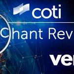 Image for the Tweet beginning: COTI Merchants Review: Veritex Veritex is