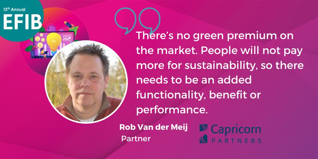 test Twitter Media - Is #sustainability alone a sufficient driver for sustainable #investments?  Rob van der Meij of #CapricornPartners discussed this in today's webinar on #Financing and #Investing! #efib2020 #SustainabilityDialogues https://t.co/W3tNJexsjd