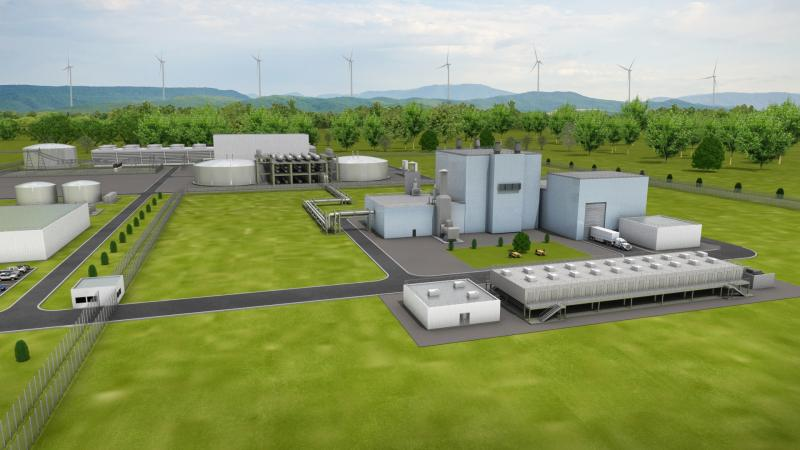 US-based @TerraPower and @centrus_energy this week announced plans to cooperate on development of high-assay, low-enriched uranium (HALEU), which will be needed to fuel many next-generation reactor designs  #nuclear #smr #uranium https://t.co/ZlBXf6ouBM https://t.co/OVdAmT36bq