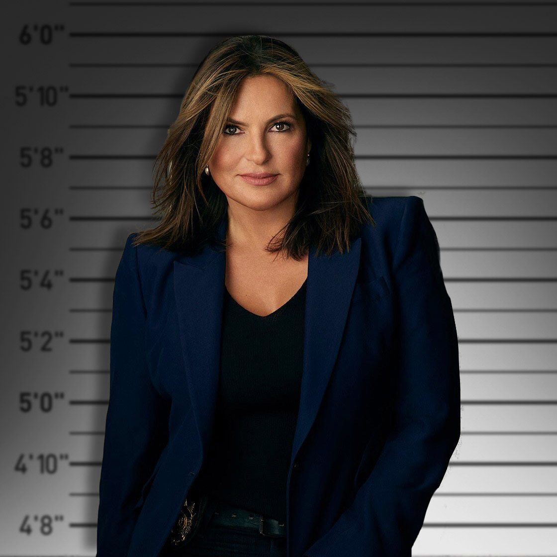 Fans, are you venturing out today? Remember to keep just over 1 Olivia Benson of space between yourselves.   #SVU #SVU22 ✌️✌️ https://t.co/YSVipuxifx