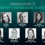 In 2017, @Captify's Founders @adam_ludwin & @domjoz launched The Futures Board - a nominated group of global Captifyers to steer change, drive new initiatives & influence the business alongside the Founders and our investors. We're thrilled to announce this year's Futures Board🎉