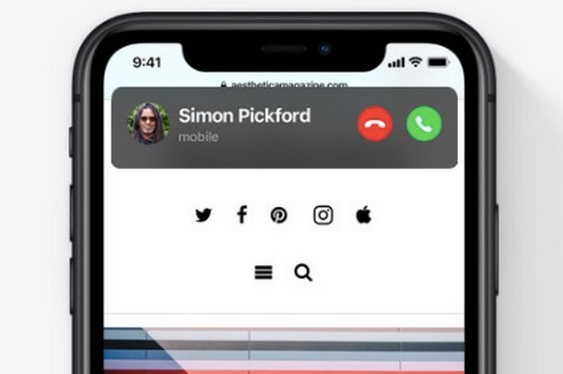 iPhone trick lets you continue using your phone during incoming calls