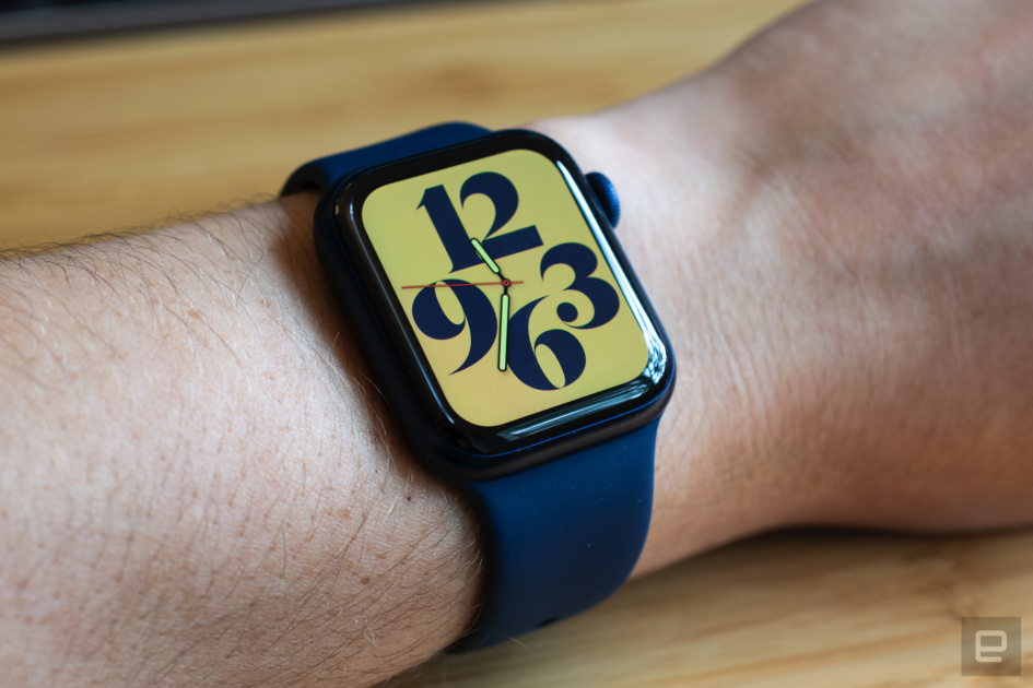 Apple Watch Series 6 hands-on: A few new tricks in a very familiar package