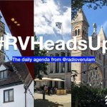 Image for the Tweet beginning: #RVHeadsUp Thu 17 Sep 2020  Your