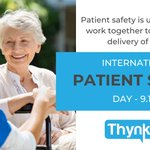 Image for the Tweet beginning: Thynk Health works with complex