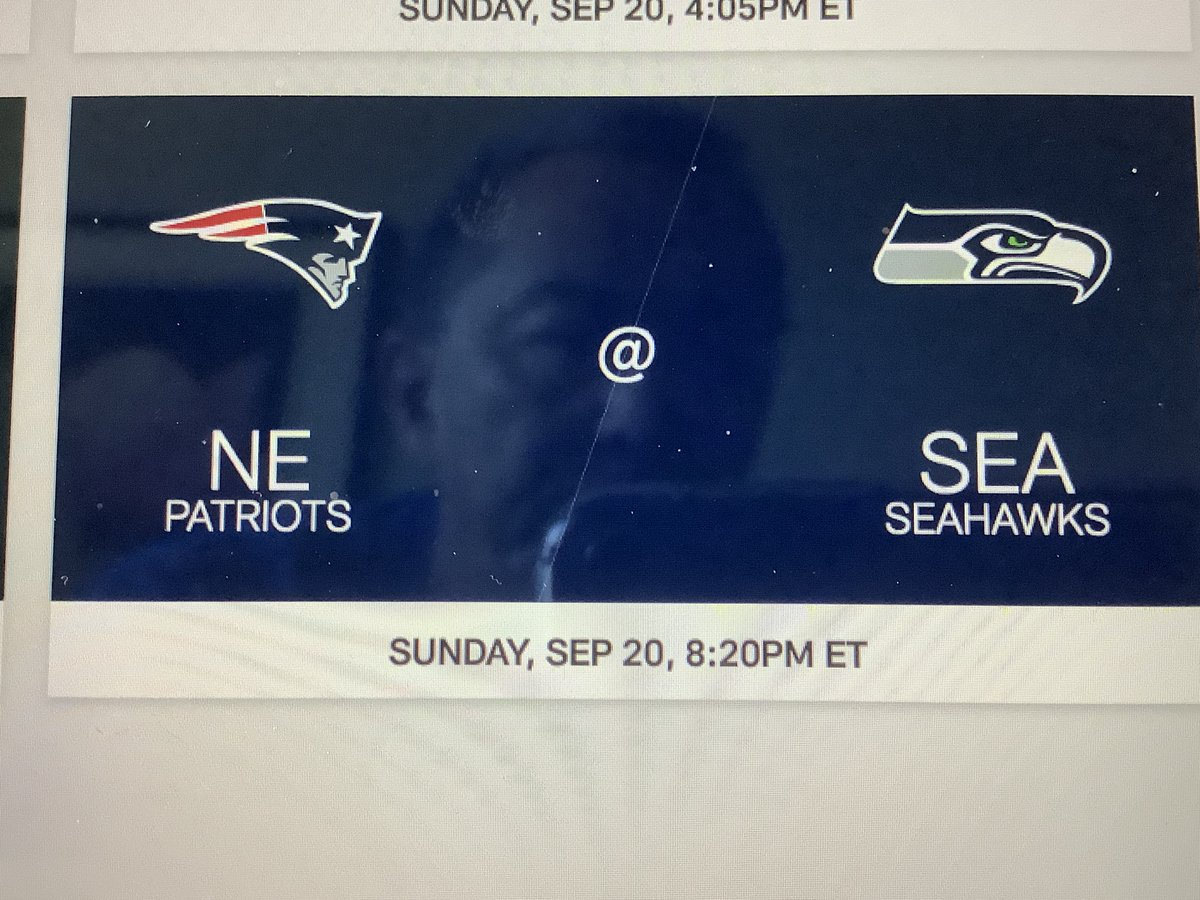 #NewEnglandPatriots v #SeattleSeahawks Sunday nite #NFL 🏈   #Seattle better in more categories, plus home field (slight advantage), plus early season while new #Pats still gelling...experience trumps coaching & spirit.    Im lifelong #PatriotsNation, but #Seattle will win https://t.co/mmdTfwyrWl