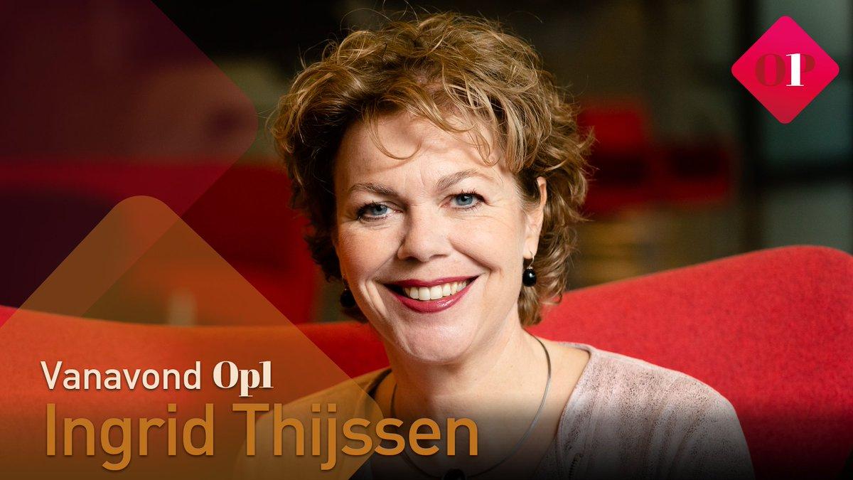 Ze is het nieuwe boegbeeld van de Nederlandse werkgeversorganisatie @VNONCW, de machtigste lobbyclub van Nederland. Hoe gaat @IngridThijssen haar illustere voorganger Hans de Boer doen vergeten? #Op1 https://t.co/bJZoPZlv0U
