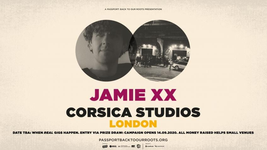 We can't wait to see @jamie___xx at Londons intimate @Corsica_Studios sometime in 2021 when gigs can return at their full capacity! Who's ready for this one? 👀 Enter here 👉 https://t.co/1rJevc42Nw #saveourvenues #backtoourroots @passportgigs https://t.co/EGjhj466Ib