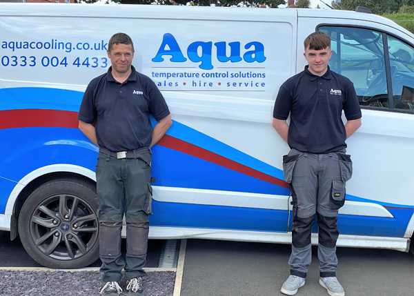 Joe Barnes has joined @AquaCoolingSolu as as Apprentice Service Engineer through the Government's Transfer to Transform scheme @solentapprenti1  https://t.co/f72TdxbseV https://t.co/XV8Kct6Q6M