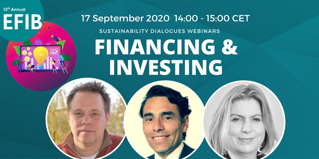 test Twitter Media - A big thank you to all who attended today's webinar on #Financing & #Investing and particularly to our three speakers!   Rob van der Meij, #CapricornPartners Mark Weustink, @ING_news  Nicola McConville, @TaylorVinters   Join us next week for the 5th #SustainabilityDialogue! https://t.co/Y8dR9P54Eg