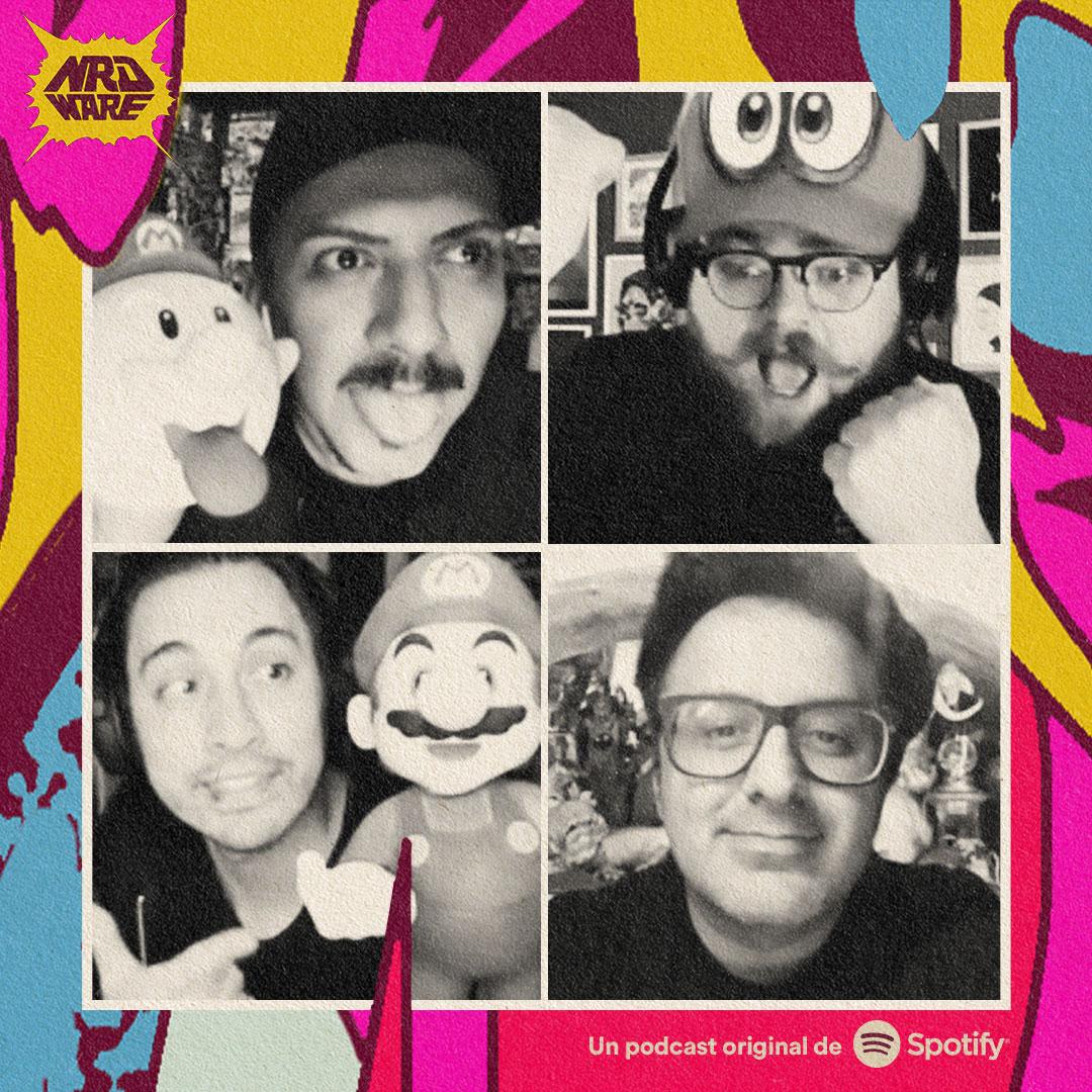 ¡Tu día favorito llegó! 🤩 No te pierdas todo lo que se presentó en el Playstation 5 Showcase.😌 Además contamos anécdotas sobre el aniversario de Mario, todos los juguetes que hemos comprado y más. 🔥 Escúchalo por @SpotifyMexico https://t.co/T8fdN7nW1m https://t.co/yHoTPfKVja