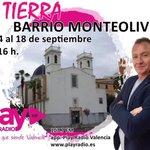 Image for the Tweet beginning: MI TIERRA  En el programa