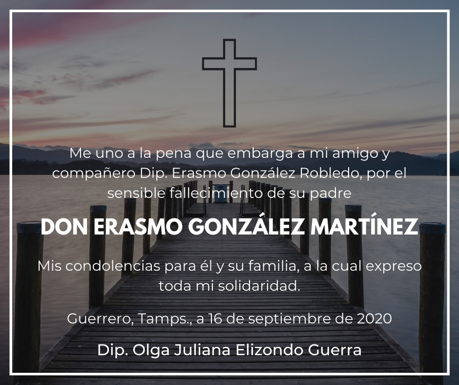 Toda mi solidaridad contigo, estimado amigo @erasmoglz. https://t.co/PgHjF6rJc5
