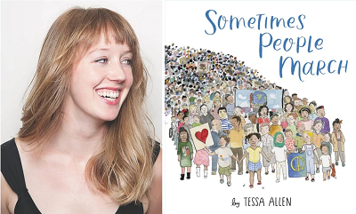 test Twitter Media - It's Virtual Book Tour day with Tessa Allen! Visit our blog to hear the debut author talk about her timely new picture book, Sometimes People March. A sneak peek into her studio and activities are included. https://t.co/vnGKrHiHUA @HarperCollinsCh https://t.co/gkVUzxhvlC