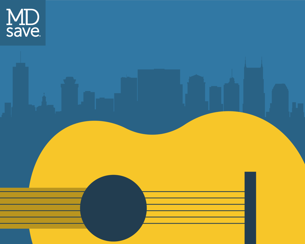 Did you know that one of MDsave's two offices is located in Nashville? In honor of #InternationalCountryMusicDay today, comment your favorite country artist! #MusicCity https://t.co/oighJY9E9B