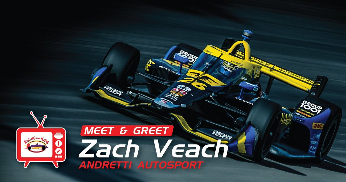 Prior to last weekend's doubleheader, @ZachVeach had the chance to talk with @Racing_For_Kids and @AkronChildrens about all things racing, rock climbing and @Mid_Ohio.  Watch the video via Racing For Kids YouTube!  🎥: https://t.co/SZBP7c25Ui https://t.co/bLSIYjY952