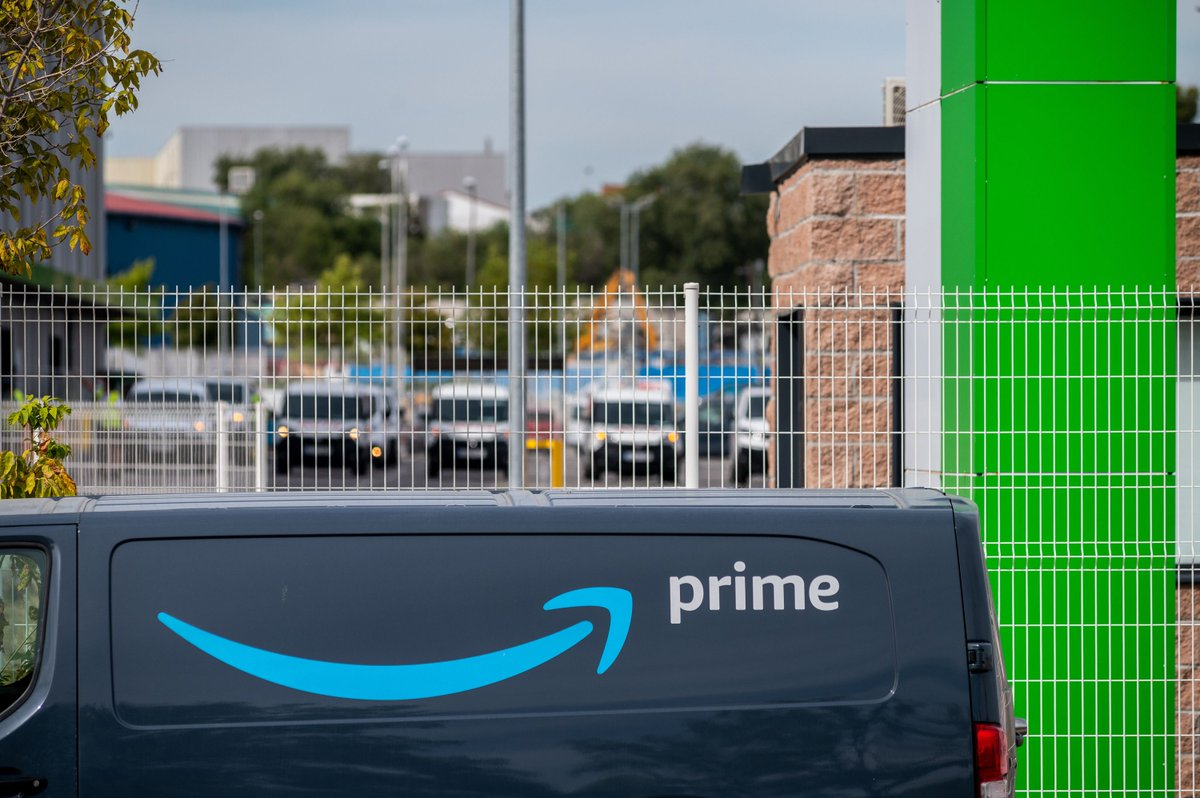 Amazon's first round of climate pledge funding will tackle battery waste and EVs