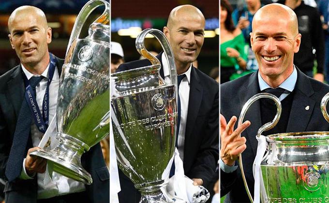 Zidanne eres el mejor. Hala Madrid y nada más ✌️ https://t.co/slzvtO9LFi