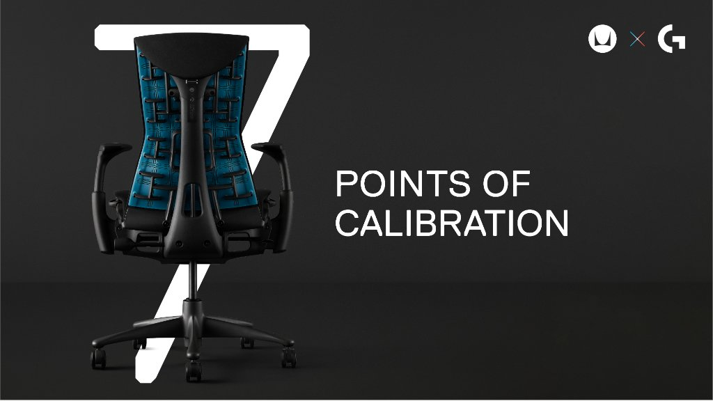 """With gaming chairs, """"one size fits all"""" doesn't make for an ergonomic experience. The Embody Gaming Chair's seven points of calibration lead to a personalized fit for all kinds of bodies and all kinds of sitting preferences. Play advanced, and shop now: https://t.co/QAWWAXHtlv https://t.co/Ku04gFurN7"""