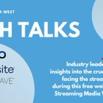Image for the Tweet beginning: Tech Talks With Industry Leaders  Join