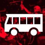 Image for the Tweet beginning: Partybusser til minister efter hans