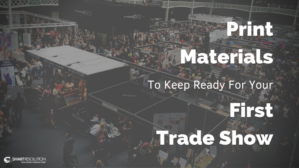 There are several crucial factors that contribute to making your first trade show a success. Planning, advertising, and displays all have one common factor; you should start planning 3 months ahead of a trade show to make it right.