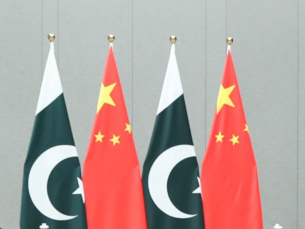 Pakistani firms working with China for shared prosperity. #ChinaPakistan https://t.co/Mdvm9adO88 https://t.co/tNXXjbwXqT