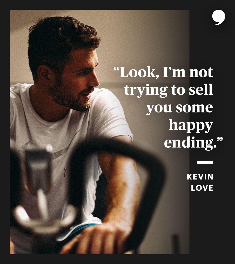 .@kevinlove wrote about his ongoing battle with depression. He didn't hold back.  📝: https://t.co/Ld5briV3SR https://t.co/IiL9y4LDye