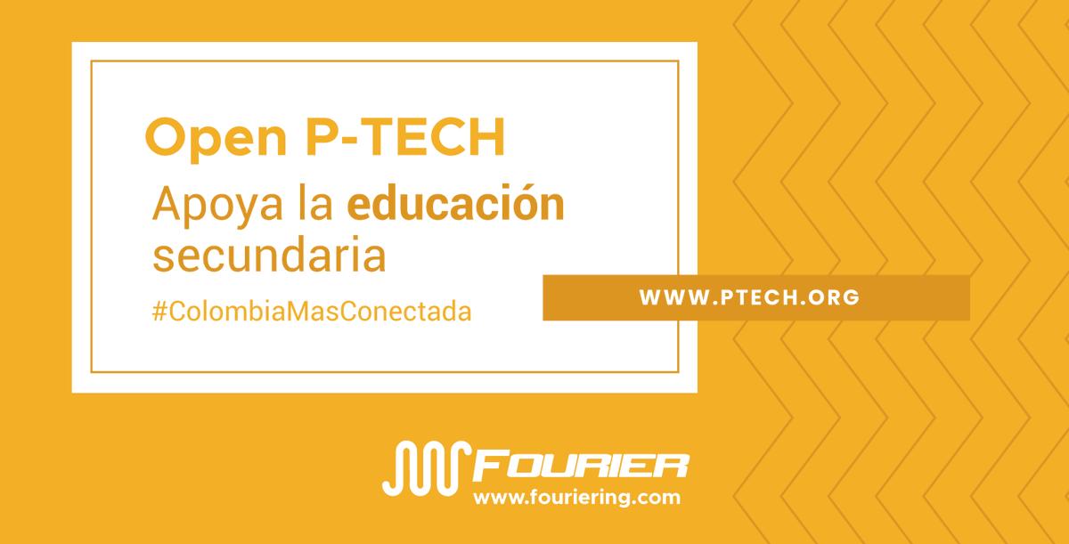 Open P-TECH:  Portal gratuito de educación digital y preparación profesional para estudiantes adolescentes y profesores, con 20 cursos en español en áreas como ciberseguridad, inteligencia artificial y computación en la nube etc.  #TransformacioDigital #OportunidadesDigitales https://t.co/VZu8phsBUi