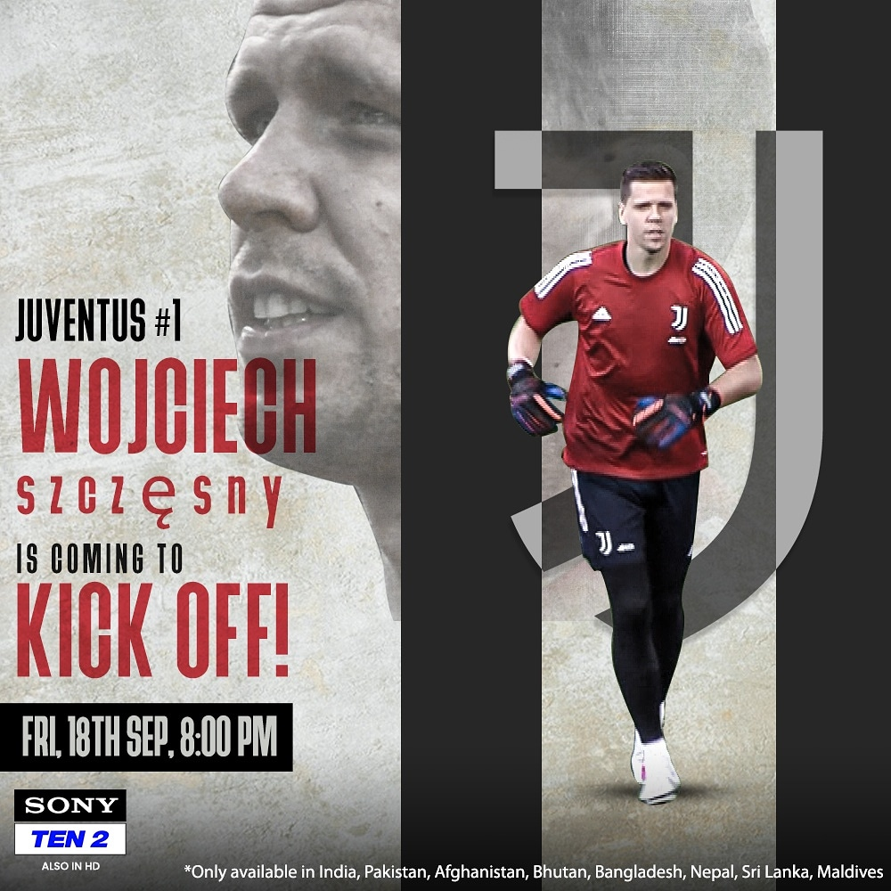 The Spider-Man of Turin is making his way to #KickOff 🤩⚽  Watch @13Szczesny13 deal with the volleys of questions coming his way! 🔥  📺 Sony TEN 2  #SonySports #SirfSonyParDikhega #UCL #SerieA #Juventus #Football #Sports #Soccer #Turin #Juve https://t.co/5uWmnzXXoh