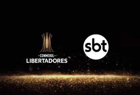 A estreia do #LibertadoresNoSBT PALMEIRAS X BOLÍVAR marcou 10.1 de média. https://t.co/GyZRyV3VHj
