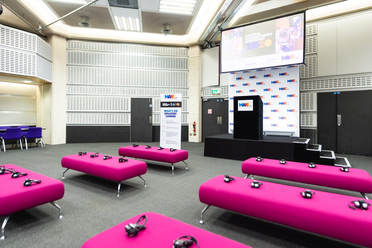 Tech Spotlight! 💡The @QEIICentre has a close relationship with tech, having hosted several high-profile events over the years.   They now offer an AV package with free hybrid event streaming for events in 2020, for new and existing clients. Find out more: https://t.co/e1lprH9ukO https://t.co/Sn4ahjU2aO