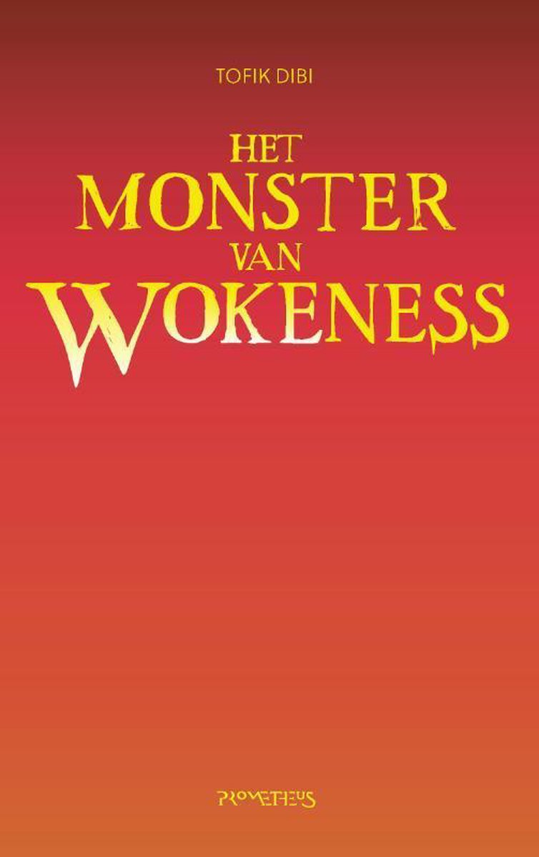 Books read in September (part 1): Het Monster van Wokeness - Tofik Dibi https://t.co/CIllk3AZum